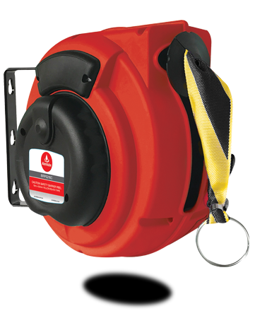Caution Safety Barrier Reel