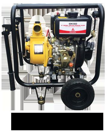 Diesel & Water Transfer Engine Pump